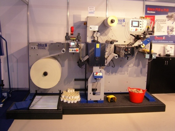Daco Solutions sells its 250th machine to Label Metrics