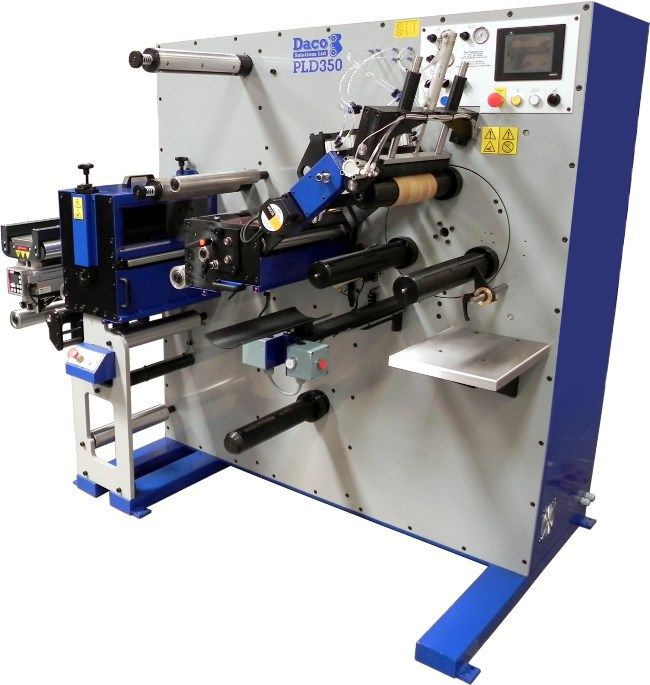 Daco PLD350 - Upgrade For Labelexpo Europe 2015