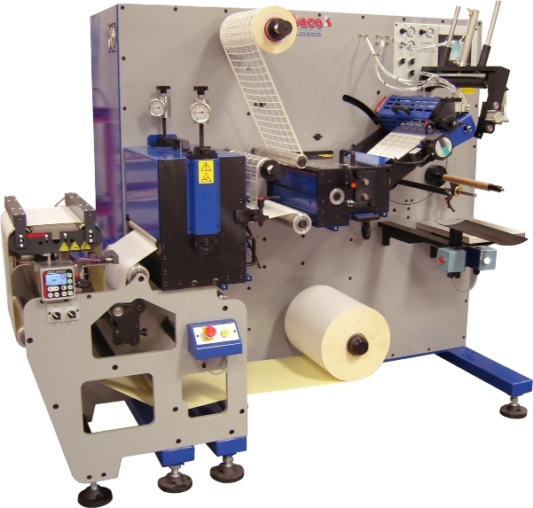 Daco PLD350 - New Infeed Labelexpo Americas 2016