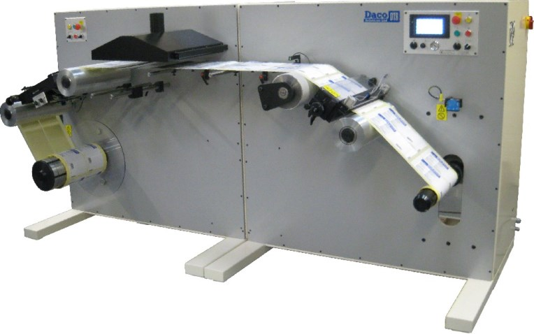 Daco DTR-BK410 - ecl booklet label rewinder