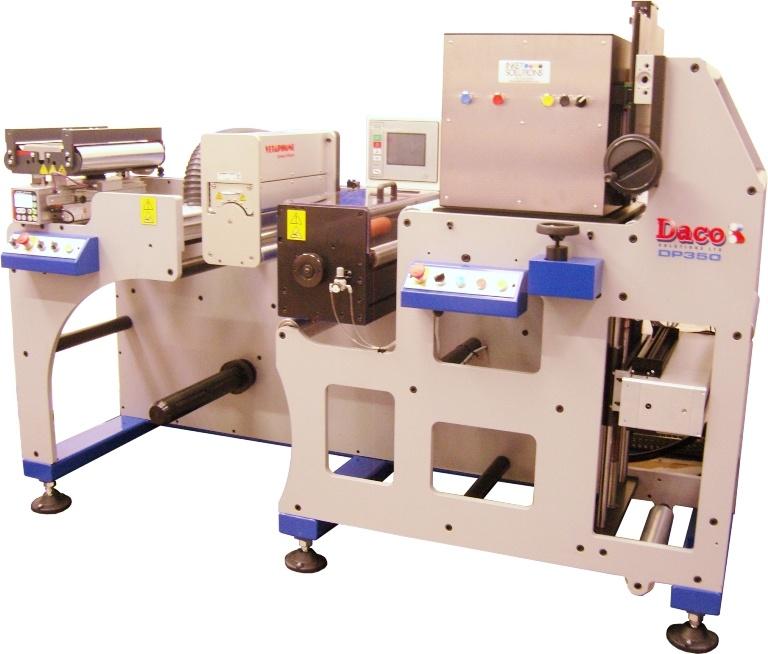 Daco DP350 Inkjet Printing Platform - Inline Module