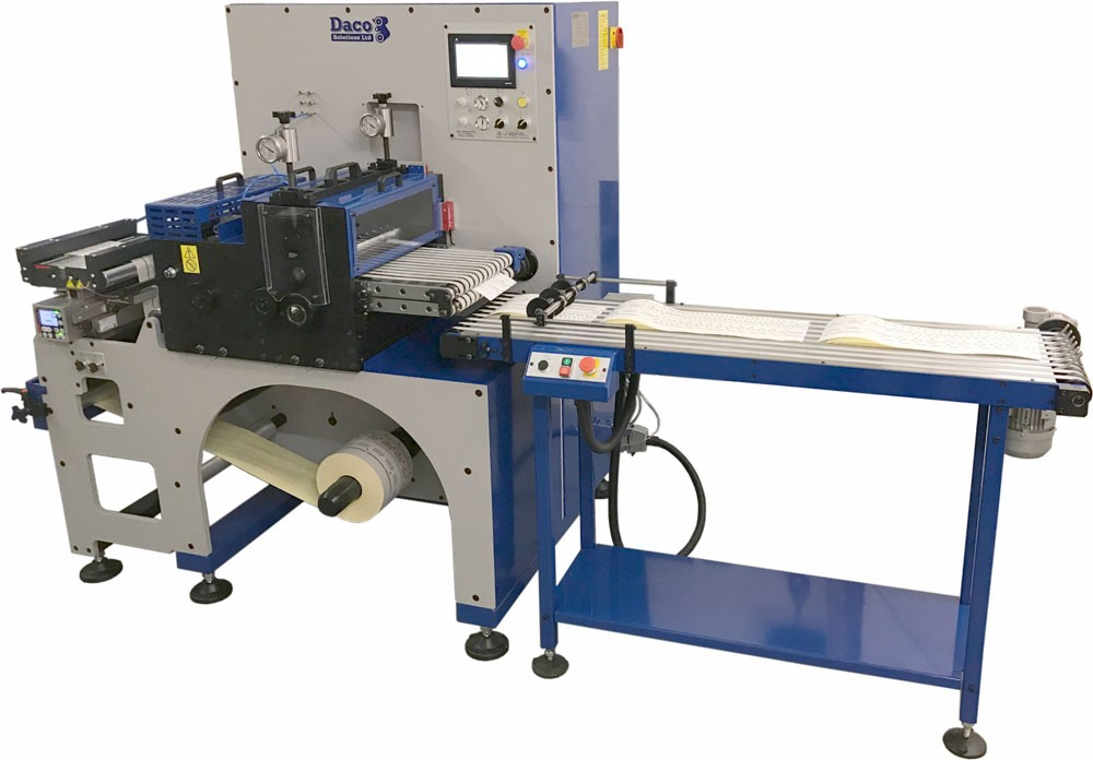 Label Sheeting Machinery