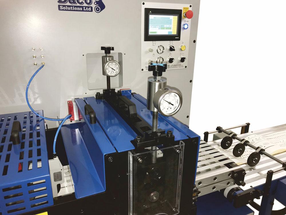 Daco LS350 Sheeter
