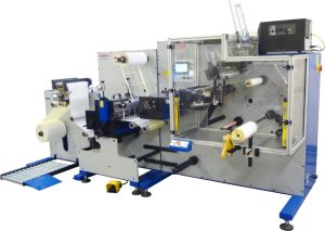 Daco TD350 plain label production line